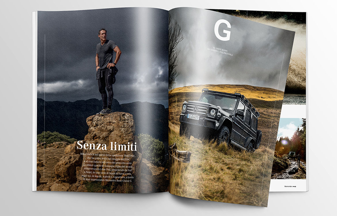 Mercedes me Magazine. Il Restyling 8