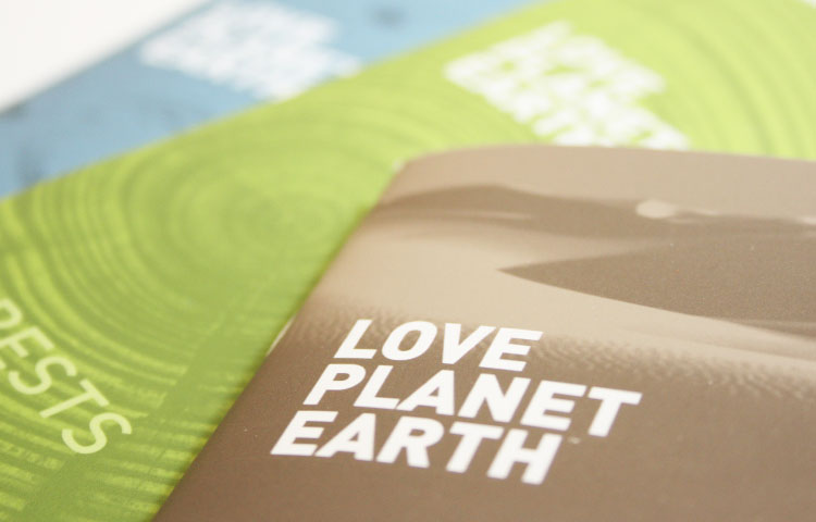 Love Planet Earth